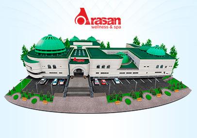 Arasan Wellness & SPA Банно-оздоровительный комплекс