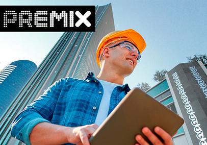 PREMIX Строительные материалы